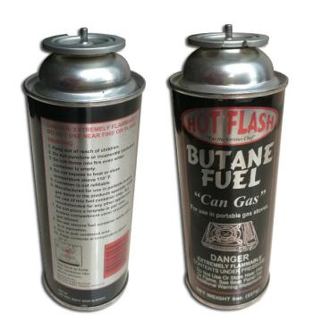 Butane Gas Canister Aerosol Mounting Cup Gas Stove Valves With Actuators net weight 220g
