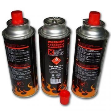220g-250g butane gas Camping butane fuel can gas for portable gas stove 227g