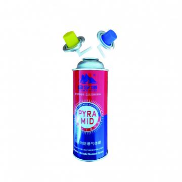 Refill for Portable Stove Portable Aerosol Can for Butane Gas for sale